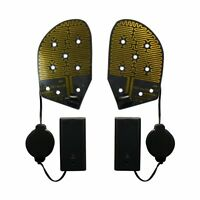 Battery Heated Shoe Insoles Warmer Electric Feet Heater Winter Boot Foot