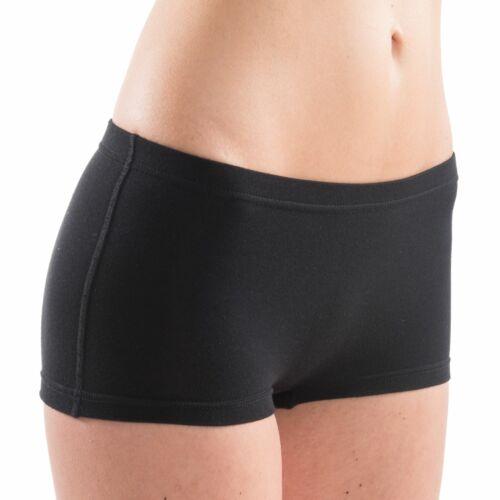 HERMKO 5700 Damen Panty aus anschmiegsamer Baumwolle//Elastan Pant Unterhose