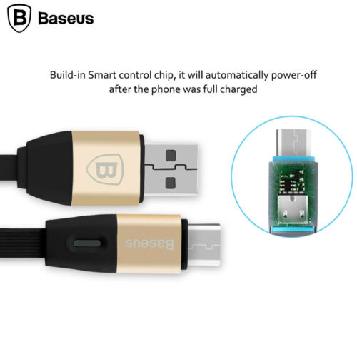USB Type-C 1M 3.3ft Breathing Lamp Quick Charger Cable For iPad Pro 11//12.9 2018