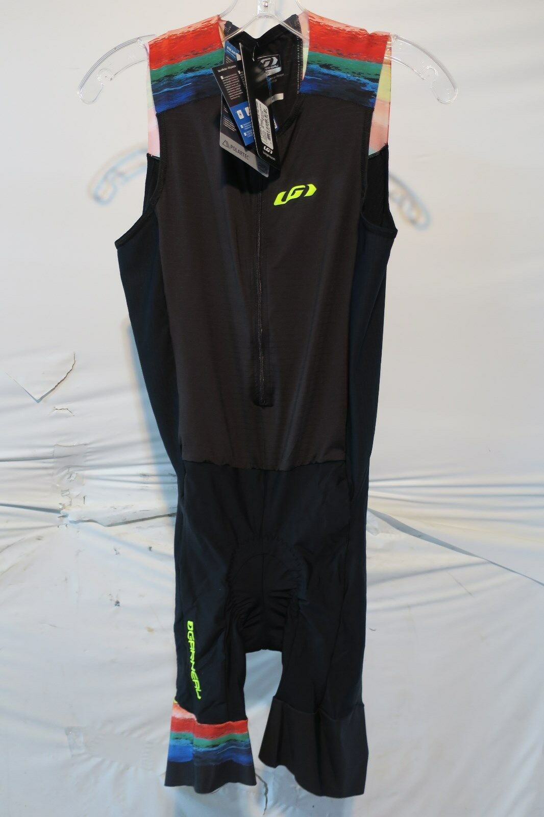 Louis Garneau Pro Carbon Triathlon Suit Men's Small Expressionist Retail