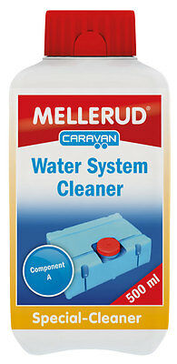Water System Cleaner Descaler Prevents Foul Odour 500ml MELLERUD + FREE SAMPLE