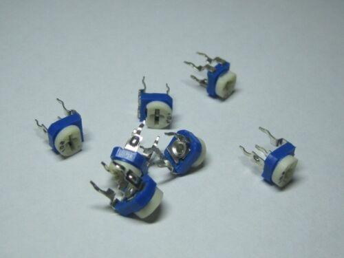 Variable Resistors Potentiometer 15 Value Assorted 100 ohm ~ 1M ohm Kit 300pcs
