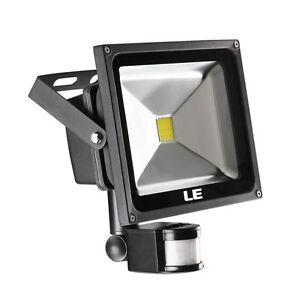 Le 30w led waterproof security spot lights with pir motion sensor la foto se est cargando le 30w led waterproof security spot lights with aloadofball Images