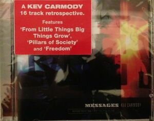 KEV-CARMODY-Messages-Best-Of-CD-r-BRAND-NEW
