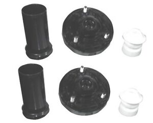 Pair Set of 2 Front Monroe Suspension Strut Mounts Kit For Ford Expedition F-150