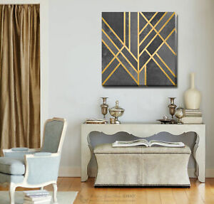 Stretched Canvas Print Framed Wall Art