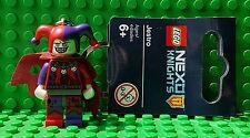 LEGO Jestro PORTACHIAVI/Portachiavi - Nexo CAVALIERI - 853525