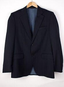 HUGO BOSS Herren Gabie / Vegas Wolle Jacke Blazer Größe Eu / Eu:52 US: 42