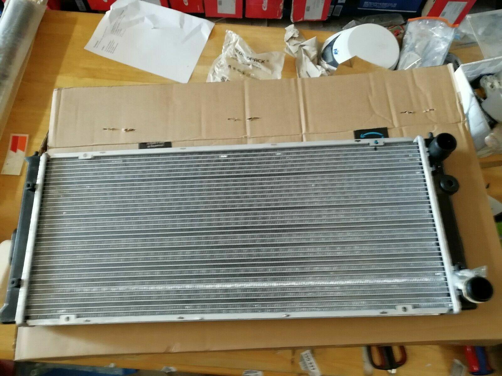 Motork/ühlung VAN WEZEL 58002079 K/ühler