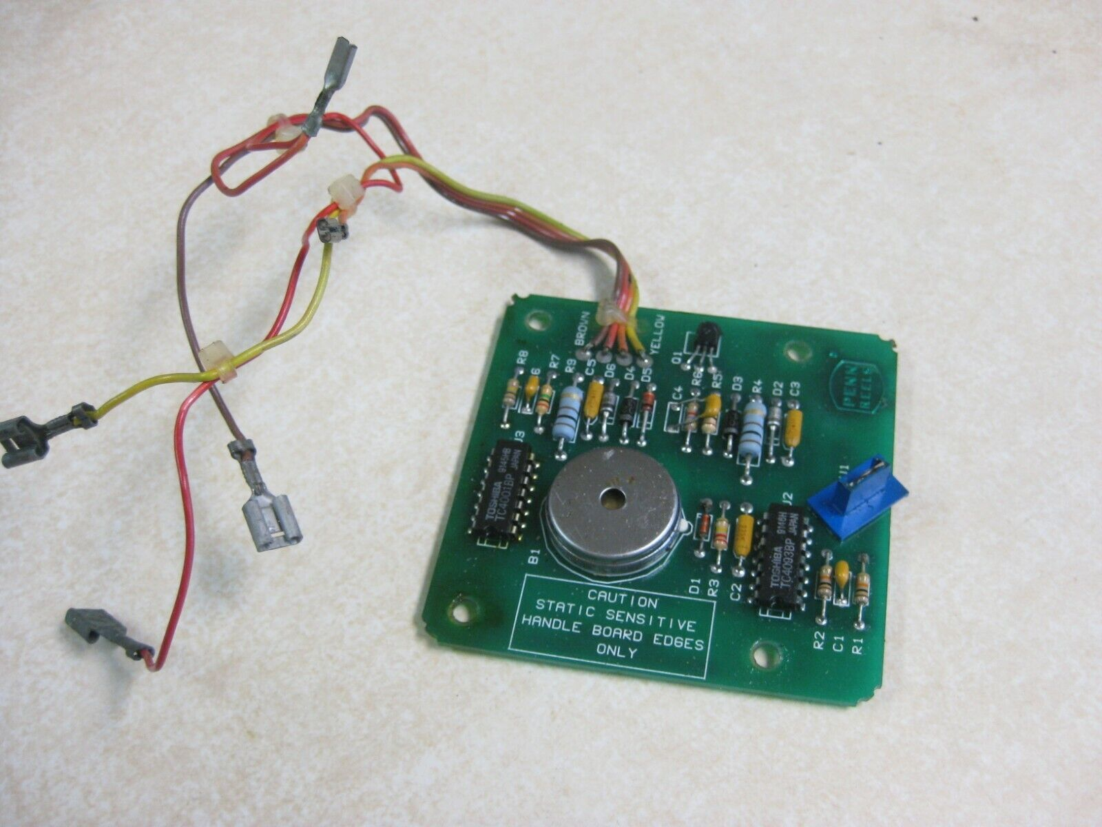 Penn Reels Electric 825 Downrigger Parts  - Control Circuit Board 507-825  wholesale price