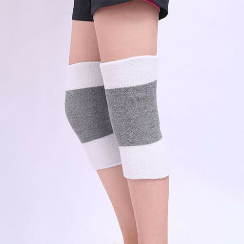 Men Women Thicken Thermal Knee Braces Warmer Cycling Protector Winter Warm