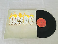 "AC/DC COLD HEARTED MAN AUSTRALIAN RELEASE 12"" 45"