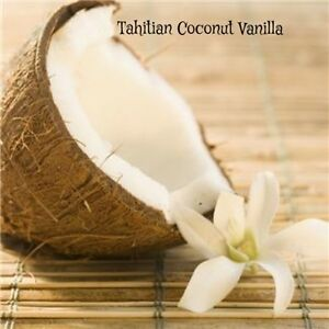 Tahitian Coconut Vanilla Perfume Oil Rollon Sweet Tropical ...