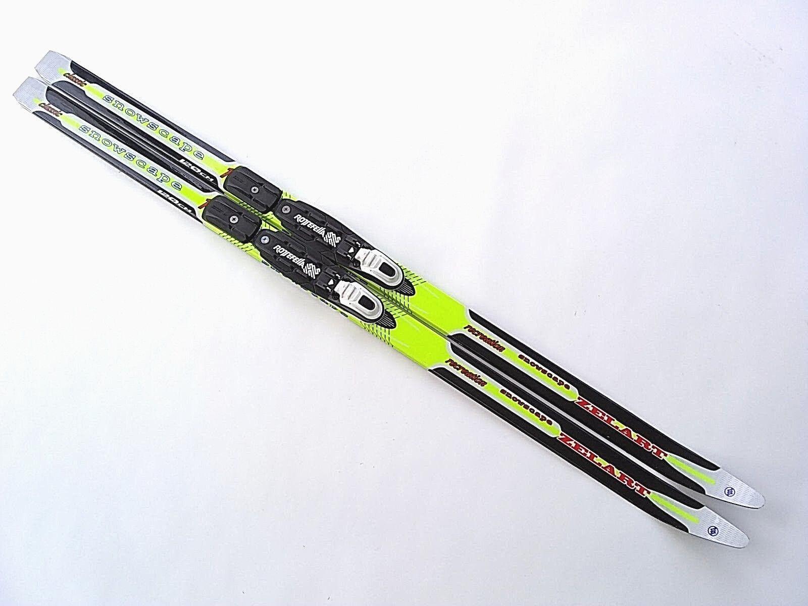 Kid's Waxless Skis NNN Bindings by redtefella Cross Country XC Youth Nordic
