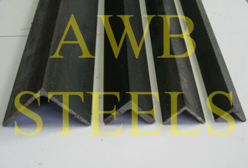 Mild Steel 40x40x5 Angle Iron 1-3 Meter lengths