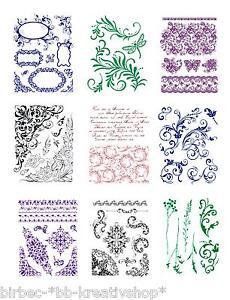 VIVA-DECOR-Clear-Stamps-MY-PAPER-WORLD-Silikon-Stempel-HINTERGRUNDE-SCHNORKEL