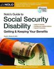 Nolo's Guide to Social Security Disability: Getting and Keeping Your Benefits von David A. Morton (2014, Taschenbuch)