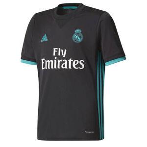 adidas-Men-039-s-Real-Madrid-17-18-Away-Jersey-Black-BR3543