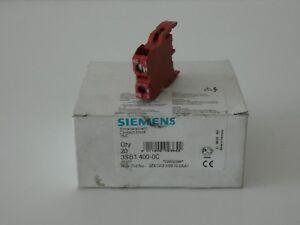 Lotto Di 10 Pezzi Contatti X 3sb1 1nc Siemens 3sb1400-0c Facile à Utiliser