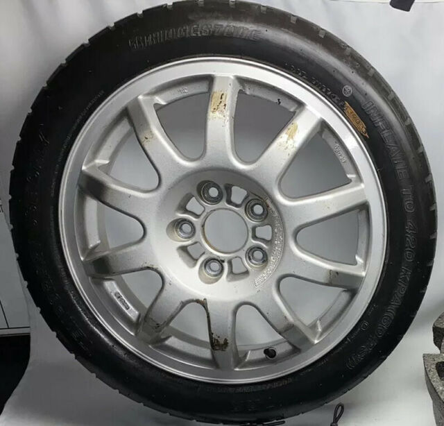 Acura TL TYPE S Spare Tire Emergency Donut 2007 2008 OEM