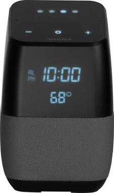 Insignia VoiceSmart Bluetooth Speaker w/ Google Assistant