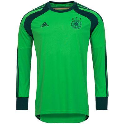 DFB Deutschland adidas Torwart Trikot D85421 Herren Goalkeeper Jersey S-3XL neu