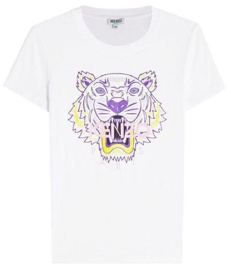 KENZO T-Shirt Damen Shirt  - 4YD2TS721 - Tee Shirts - KENZO PARIS  XS - XL  NEU
