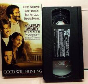 Good-Will-Hunting-VHS-Academy-Award-Winner-Williams-Damon-Affleck-amp-Driver