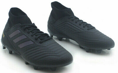 Adidas Hommes Football Chaussures Bottes Predator 19.3 Fg Crampons de Noir   eBay