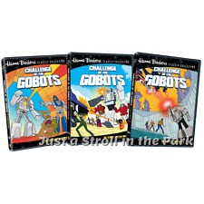 Challenge Of The Gobots: Complete Volumes 1&2 + Original Miniseries Box/DVD Sets