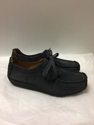 Clarks Originals Natalie Men/'s Oxford Navy Suede Casual Shoes 26103972