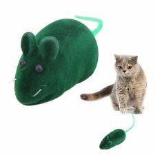 Souris en caoutchouc sonore pour chat-sourit chat-jouet chat-sourit x 2-pet-chat