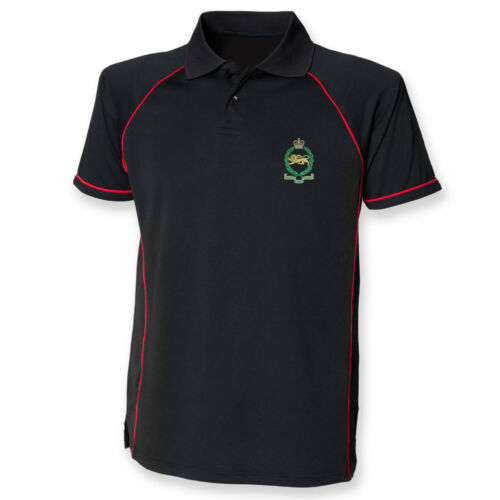 King/'s Own Royal Border Regiment Performance Polo