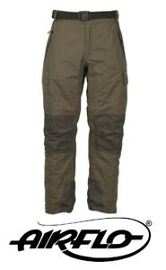 Airflo-Defender-Trousers-Fly-Fishing-Pants-Green-Brown-All-Sizes-F-DEFEND-T