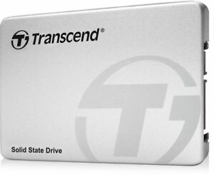 "Transcend 240GB Solid State Drive 220S SATA3 TLC 2,5"""