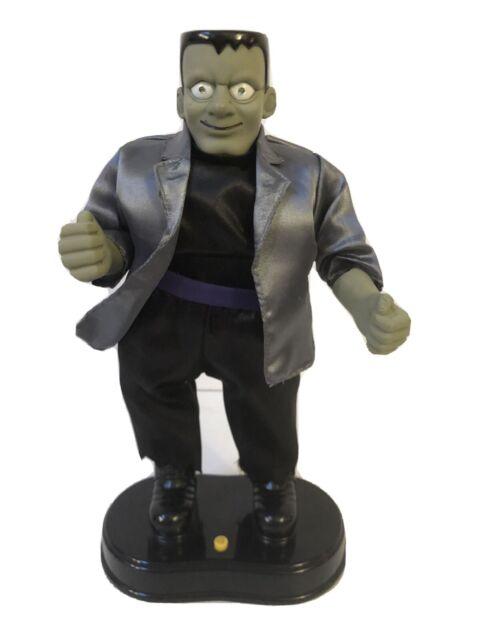 Frankenstein Monster Gemmy Animated Figure  Halloween Lights Sounds 1996
