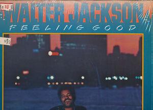 WALTER JACKSON - FEELING GOOD - CHISOUND CH-LA656-G - OPEN SHRINK  LP Record VG+