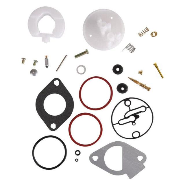 Vogueing Tool Carburetor Service Kit Diaphragm Gasket Filter Spark ...