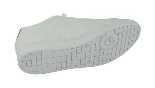 Lacoste Carnaby EVO CRT SPW white//dark blue Schuhe//Sneaker Größenauswahl!