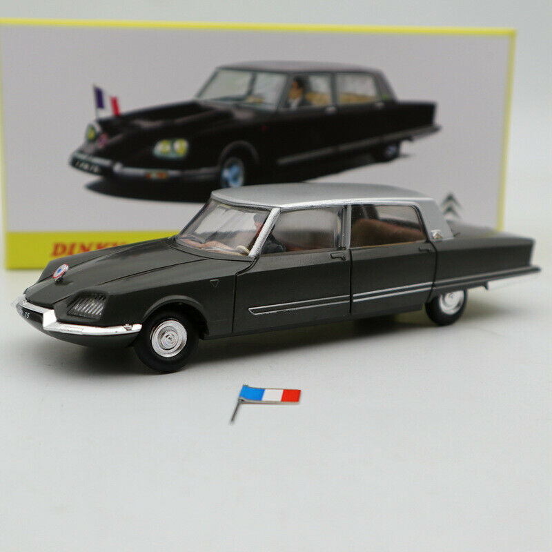 Atlas French Dinky 1435 Citroen DS Presidentielle 1 43 Diecast Models