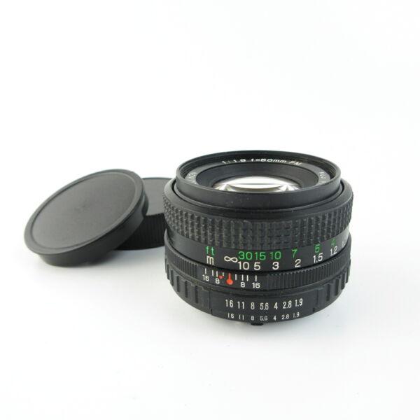 Section SpéCiale Pour Fuji X-fujinon 1:1 .9 F = 50 Mm Fm Objectif Lens + Caps