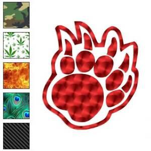 Dragon Tribal Decal Sticker Choose Pattern Size #230