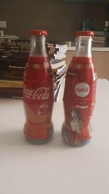 Bottiglia Bottle Coca Cola Coke Piena Full Malta