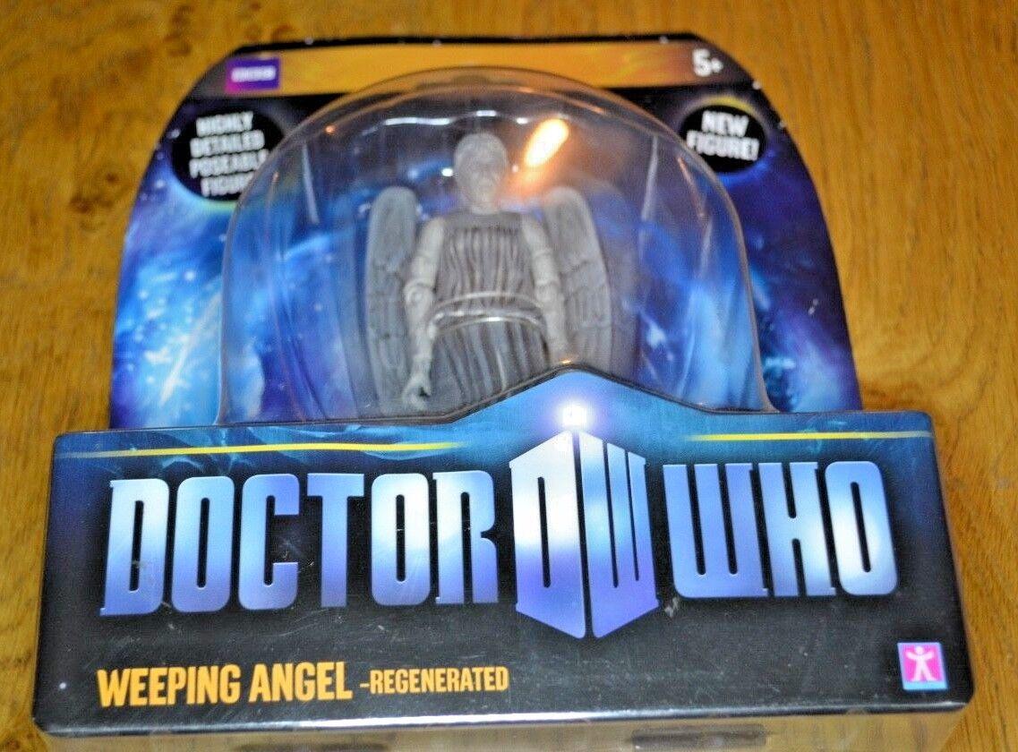 Modern Vintage Dr Dr Dr Who Action Figure Weeping Angel Regenerated Factory Sealed f56f45