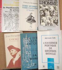 LA TOUR SAINT JACQUES 1905-1957  N°  SPECIAL SUR J K HUYSMANS 1957