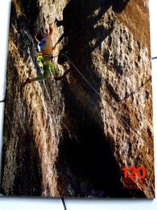 120 Mountain Magazine Escalade Alpes Alpinisme-afficher Le Titre D'origine Belle Apparence