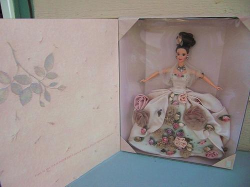 Barbie Antique Rose Mattel 15814
