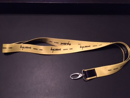 Tycoon Percussion Pro Custom Lanyard with clasp