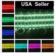 USA 104FT 200PCS RGB 5050 SMD 3 LED Waterproof led Module store front light lamp