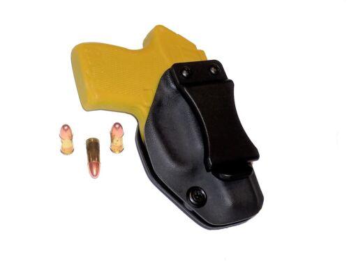 Aggressive Concealment P32IWBLP IWB Kydex Holster Kel-Tec P32//P3AT